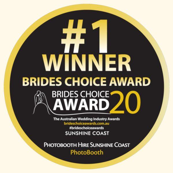 Winner Brides Choice Awards 2020