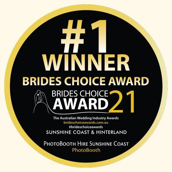 Winner Brides Choice Awards 2021
